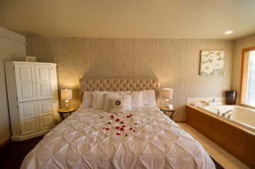 Rose Sunset Bedroom