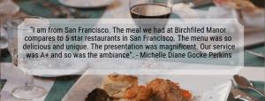 Restaurant Quote