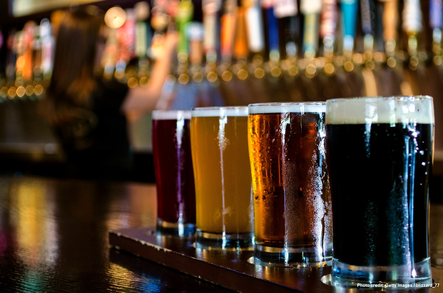 Enoy craft beer at the nation's hops capital when you visit breweries in Yakima, WA.